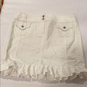 White House Black Market Flounce Skirt - 4